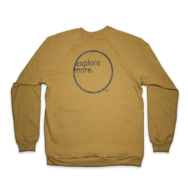 Explore More Crewneck