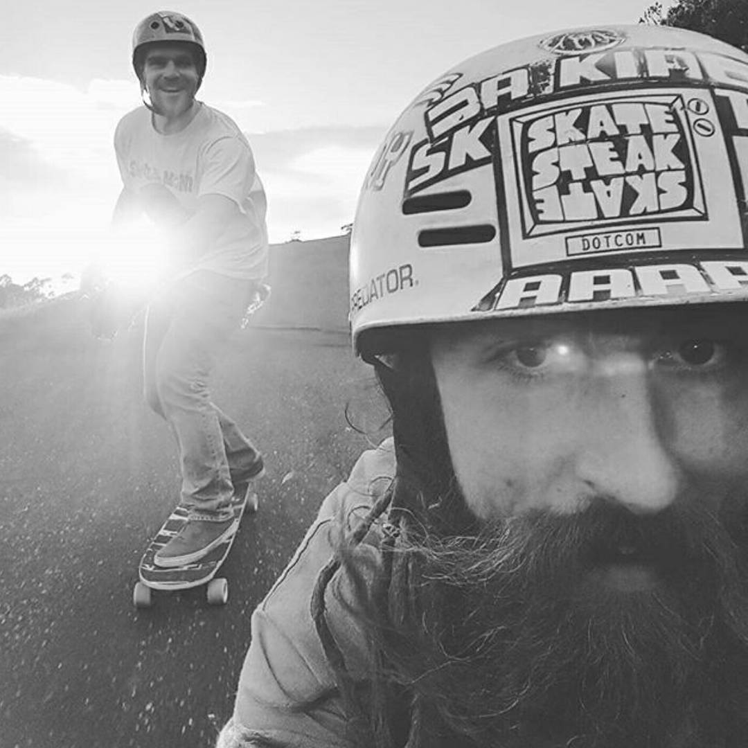 Austin Graziano--@austin_bonzing and Adrian Da Kine--@adrian_da_kine Sunset Sweet Spot Sliders!  #austingraziano #adriandakine #sunsetsliders #bonzing