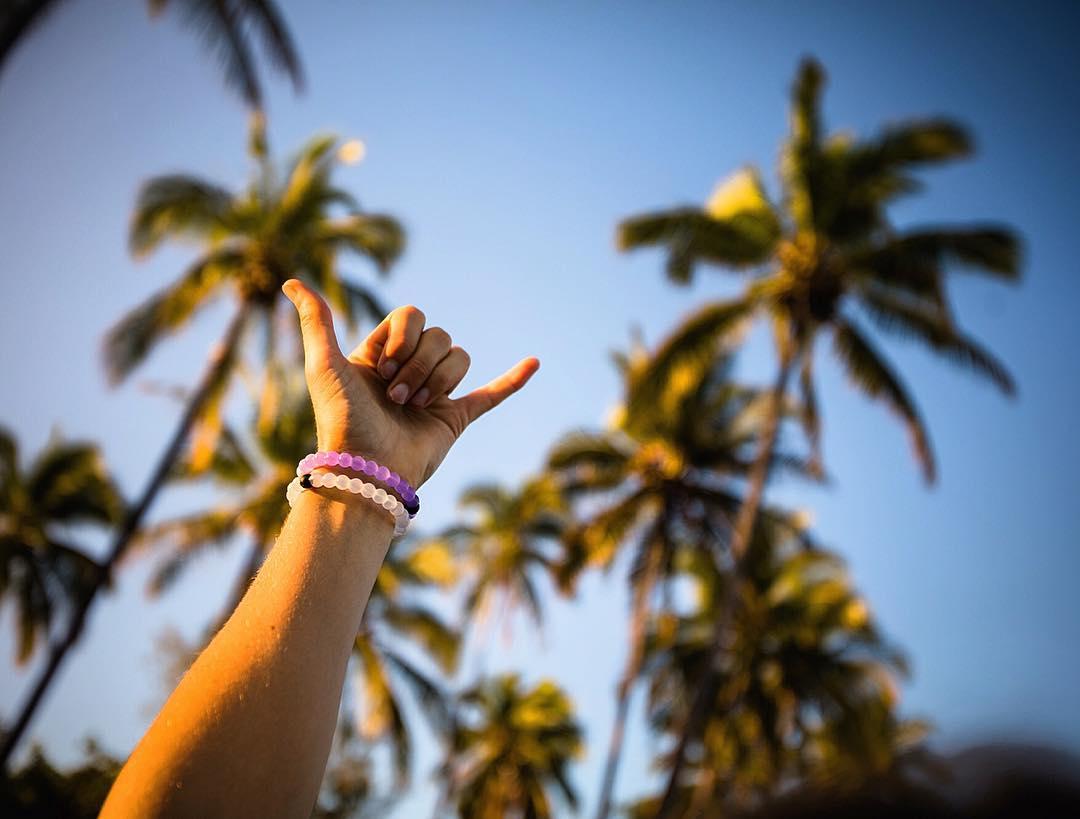 Hold sway and support @alzassociation #livelokai #purplelokai Thanks @hisarahlee