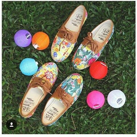 Unas bellezas #lowsider #perkyshoes #perkyxahi #misperky  #flowers #style #lifestyle #moda #docksaider #surf
