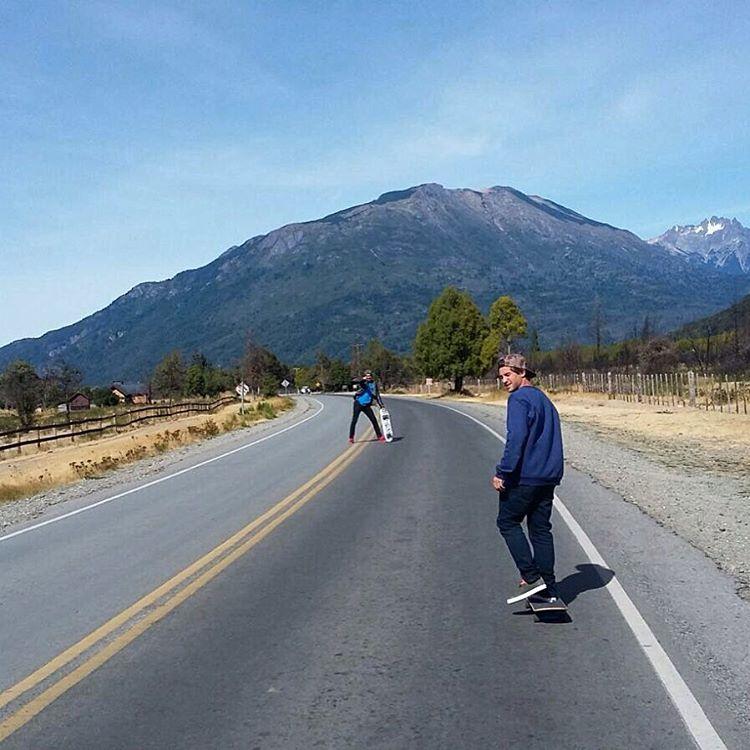 Unas buenas bajadas mañaneras por los spots del sur #Goskate #Skateboarding #Skatelife #Spiral