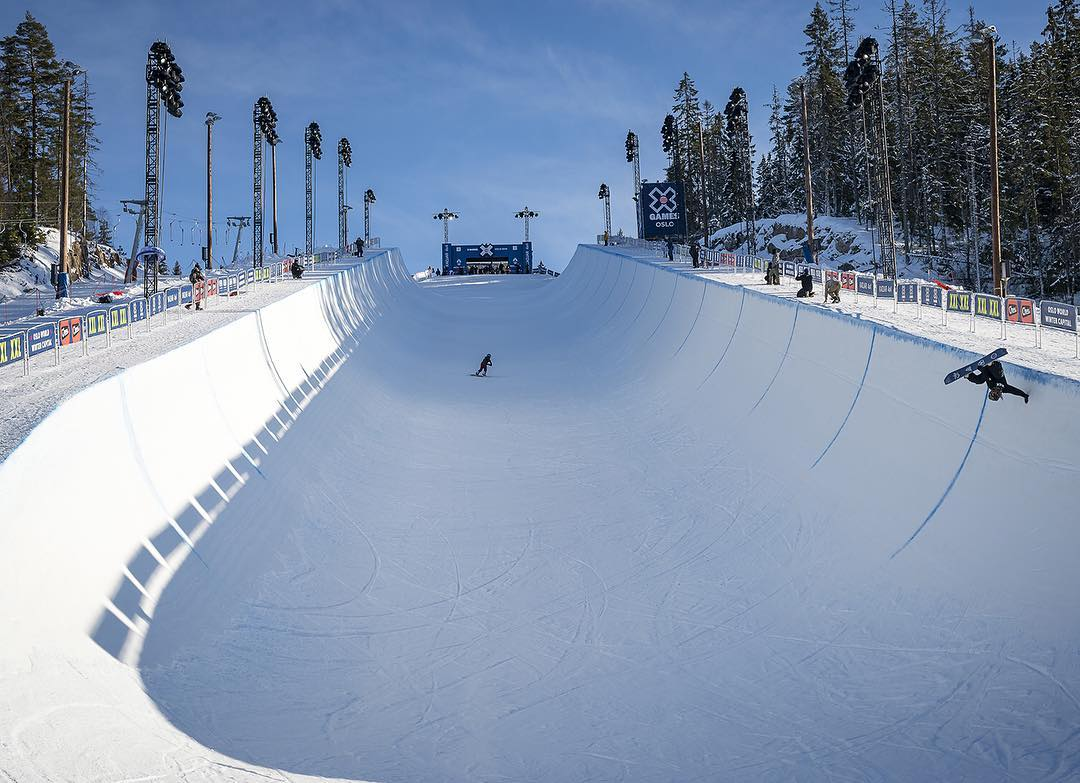 #XGamesOslo Men's Snowboard SuperPipe action will begin today at 9 am ET on ESPN3!  Click the link on our profile page to check it out. (