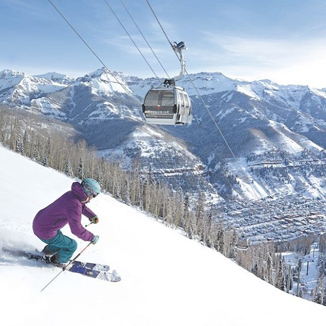 @tellurideski is hosting Women's Ski & Wellness Week. SJ Rockies Regional Coordinator @alexstone33 is taking over Instagram through the weekend (starting Friday) to give us the behind the scenes: lots of activities and friends. We love that. This is...