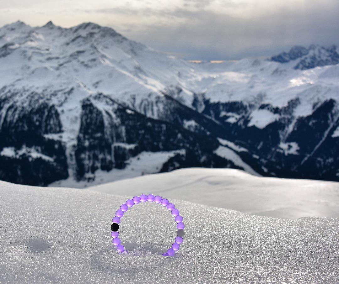 Rise and climb! #fightformemories #purplelokai  Thanks @sennarelax