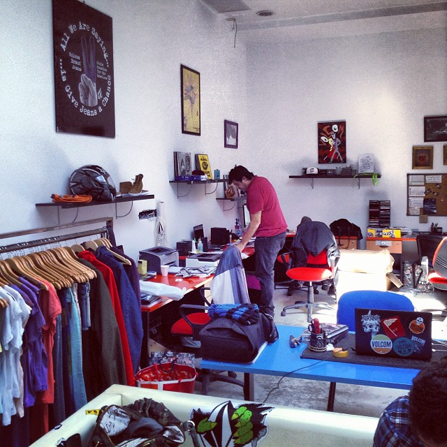 MKT Place #volcom #newoffice #volcomargentinahq #volcomHQ