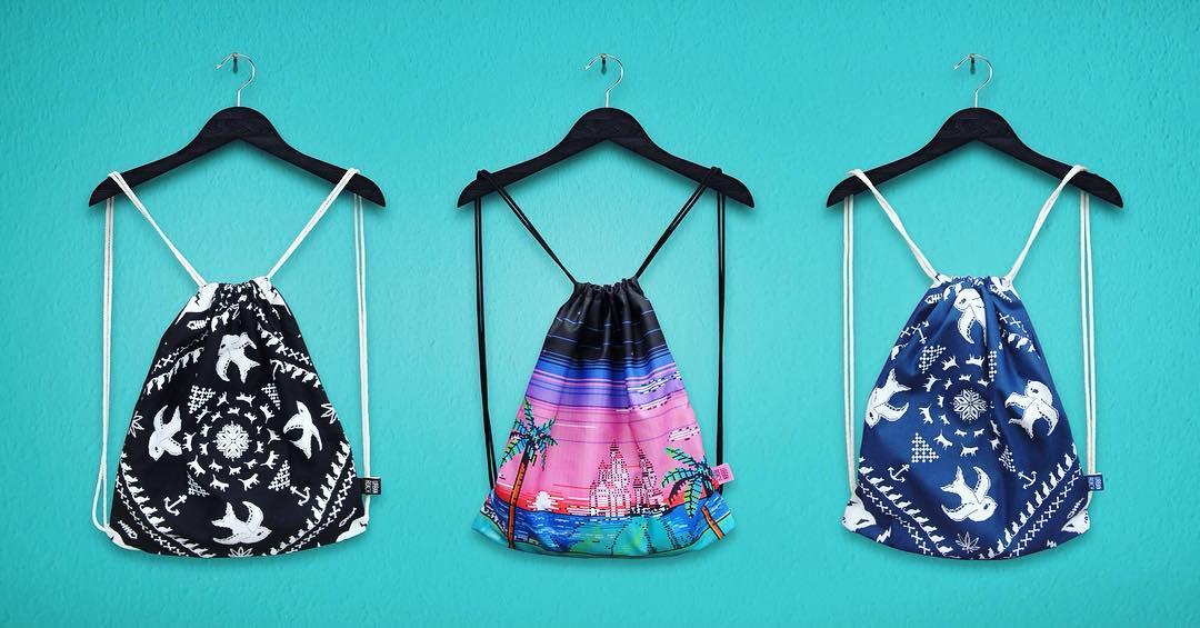 DARK & WONDER & NAVY #mochila #backpack #urbanlife #design #stamp #cool #style #fashion #oldschool #moda #hypster #urban
