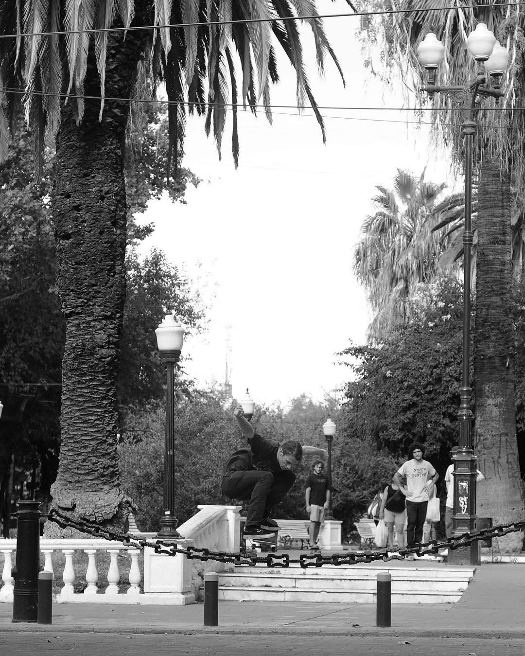 Las calles de Mendoza son nuestras.