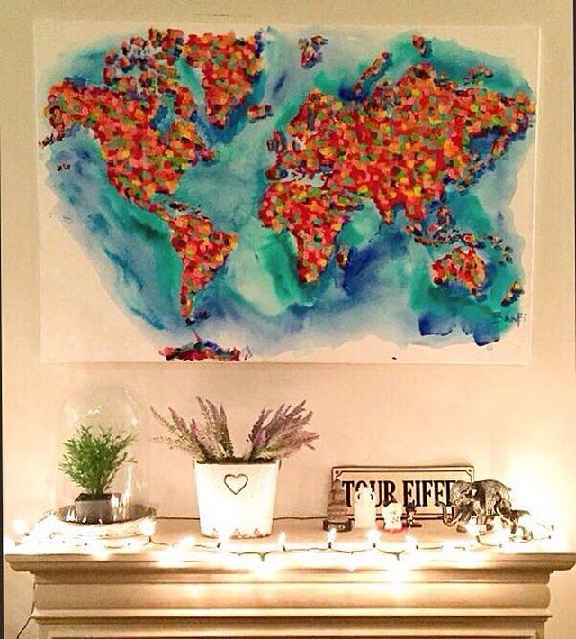 Viajar por el mundo desde casa.