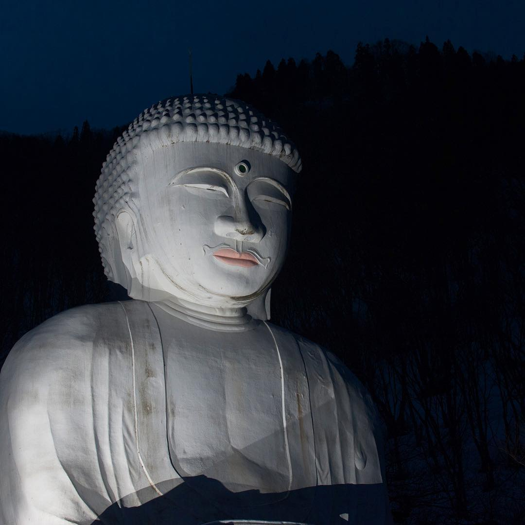 "The Buddha Chronicles #1  The Buddha Chronicles is a photo story about the Flux Bindings team in Japan setting up and slaying the now infamous Buddha spot. Follow along as we tell the story and get a daily uplifting new quote from Buddha himself. - ""Do..."