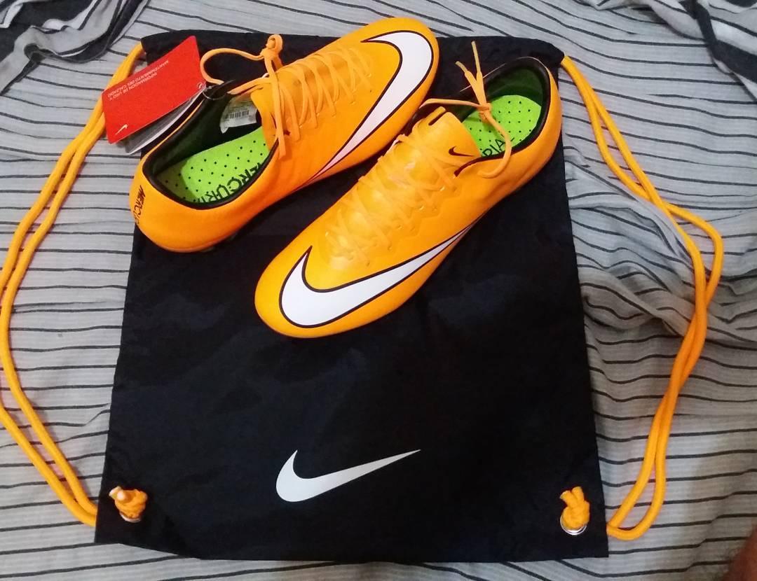 Gracias Viejoo! #PepesNuevos #Nike