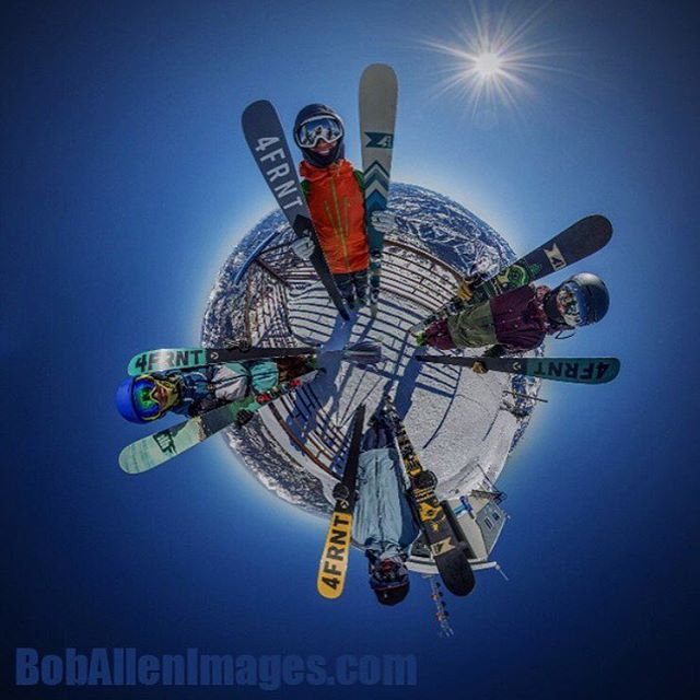 Always a pleaser. #powderweek Many thanks @powdermagazine ! And thanks for the photo @boballenimages