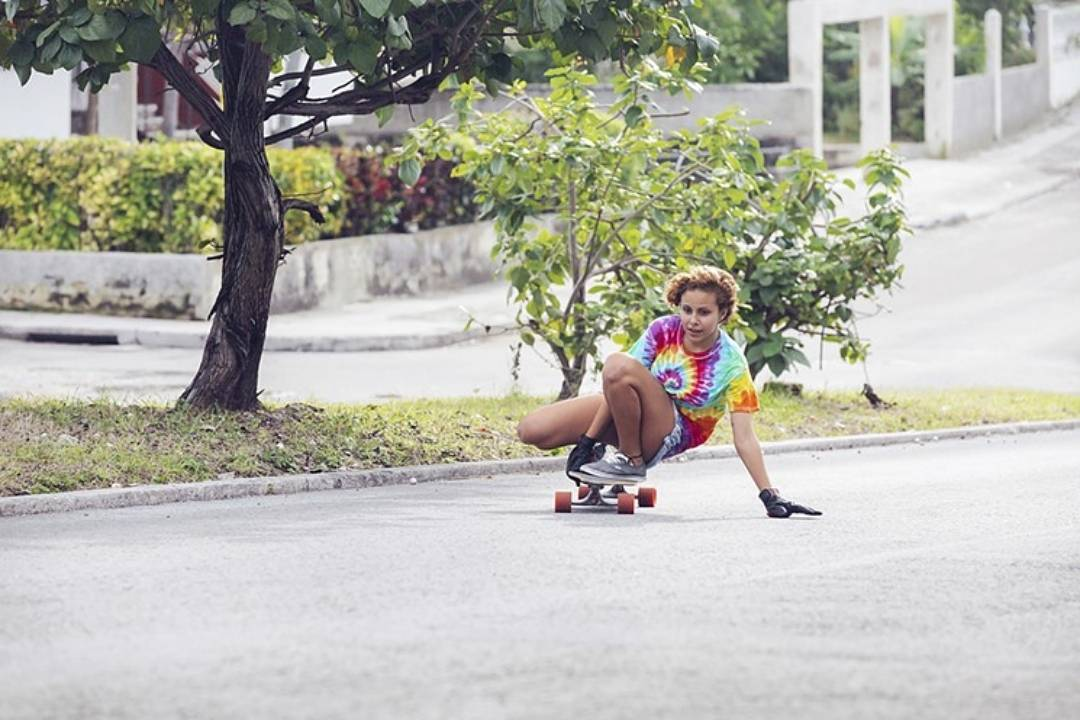 "Belkis López Correa shreds Cuba. ""She knows skateboarding is not a conventional activity for a teenage girl, and she doesn't much care. It's her transport and her passion; her board has become a part of her. From atop it, a wan and faded Havana becomes..."