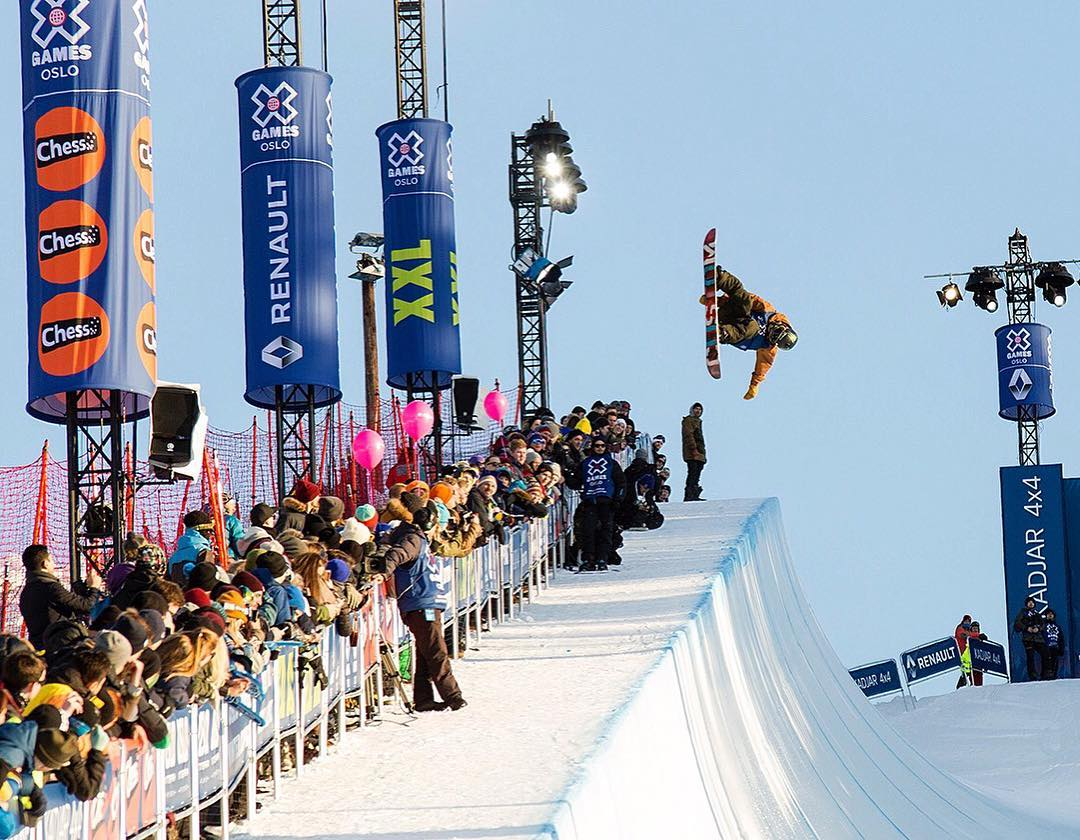 The youth is alright.  17-year-old @ayumuhirano1129's top two scores were actually enough to win him the gold and silver medals - they only let him keep the gold. In doing so, he became the first-ever Japanese rider to win X Games SuperPipe....