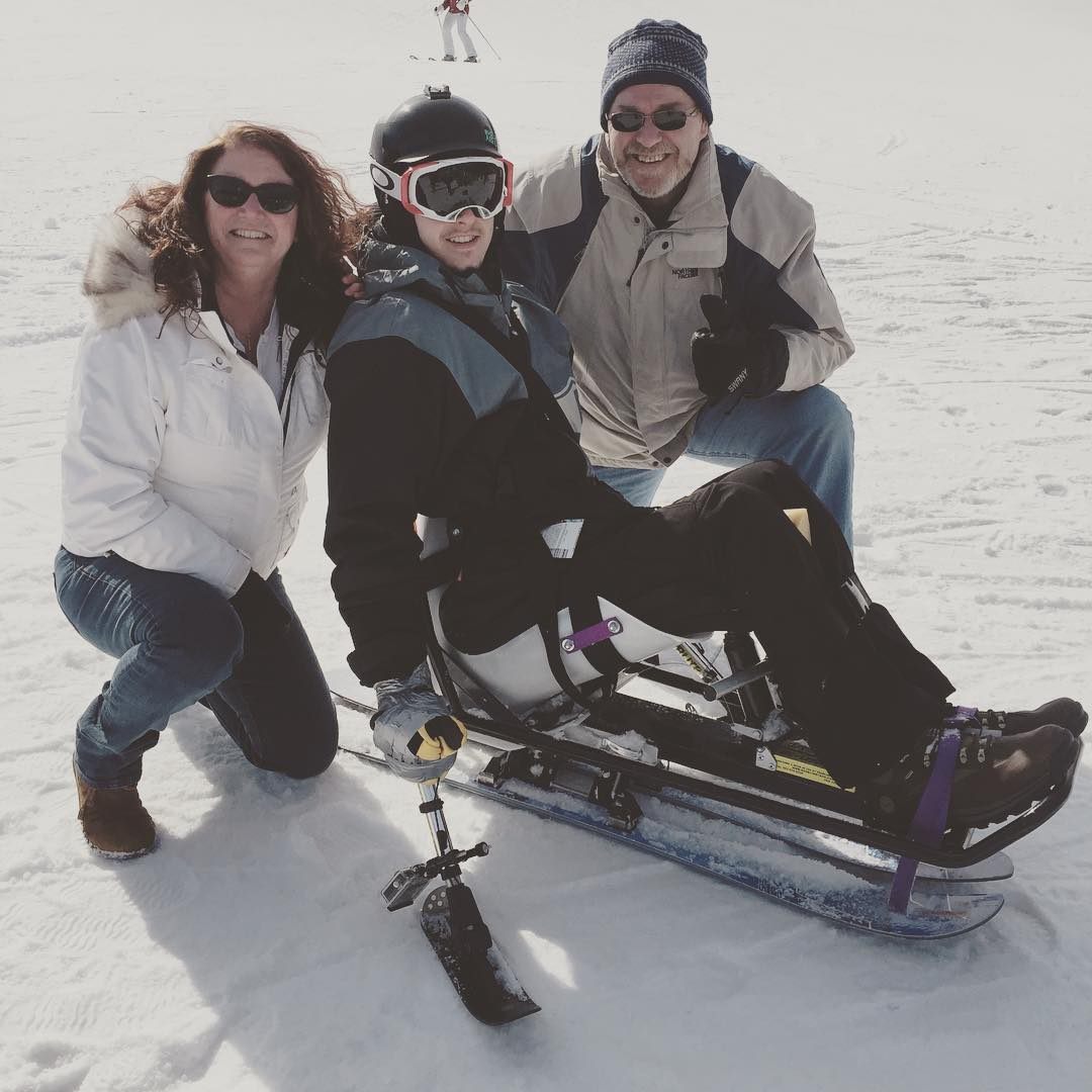 #HighFivesAthlete, Jack and his family are getting after it! Get out and enjoy your adventure today!