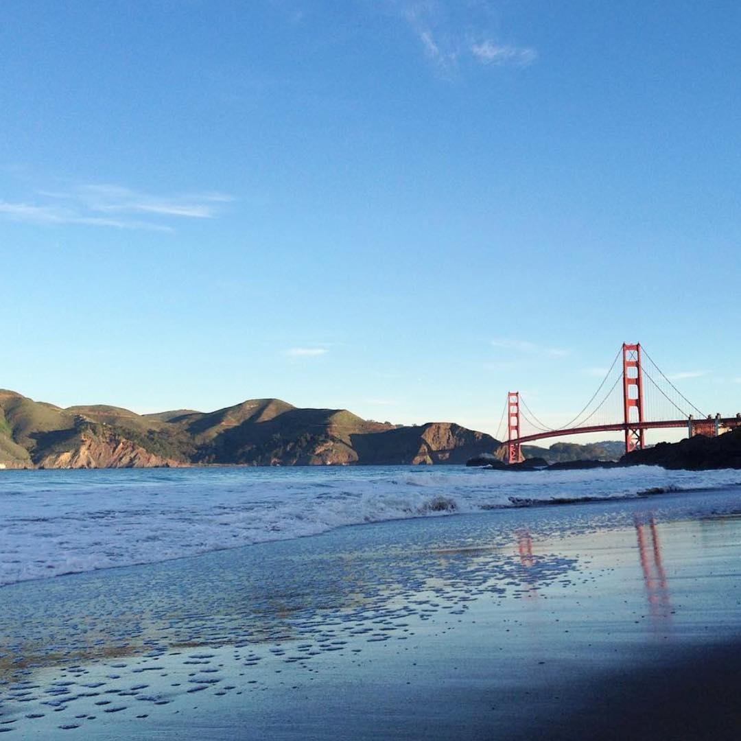 Join us for a cup of coffee and a beautiful morning beach clean up from 10am-12 noon at Baker Beach. #protectandenjoy #volunteer #saveourcoast