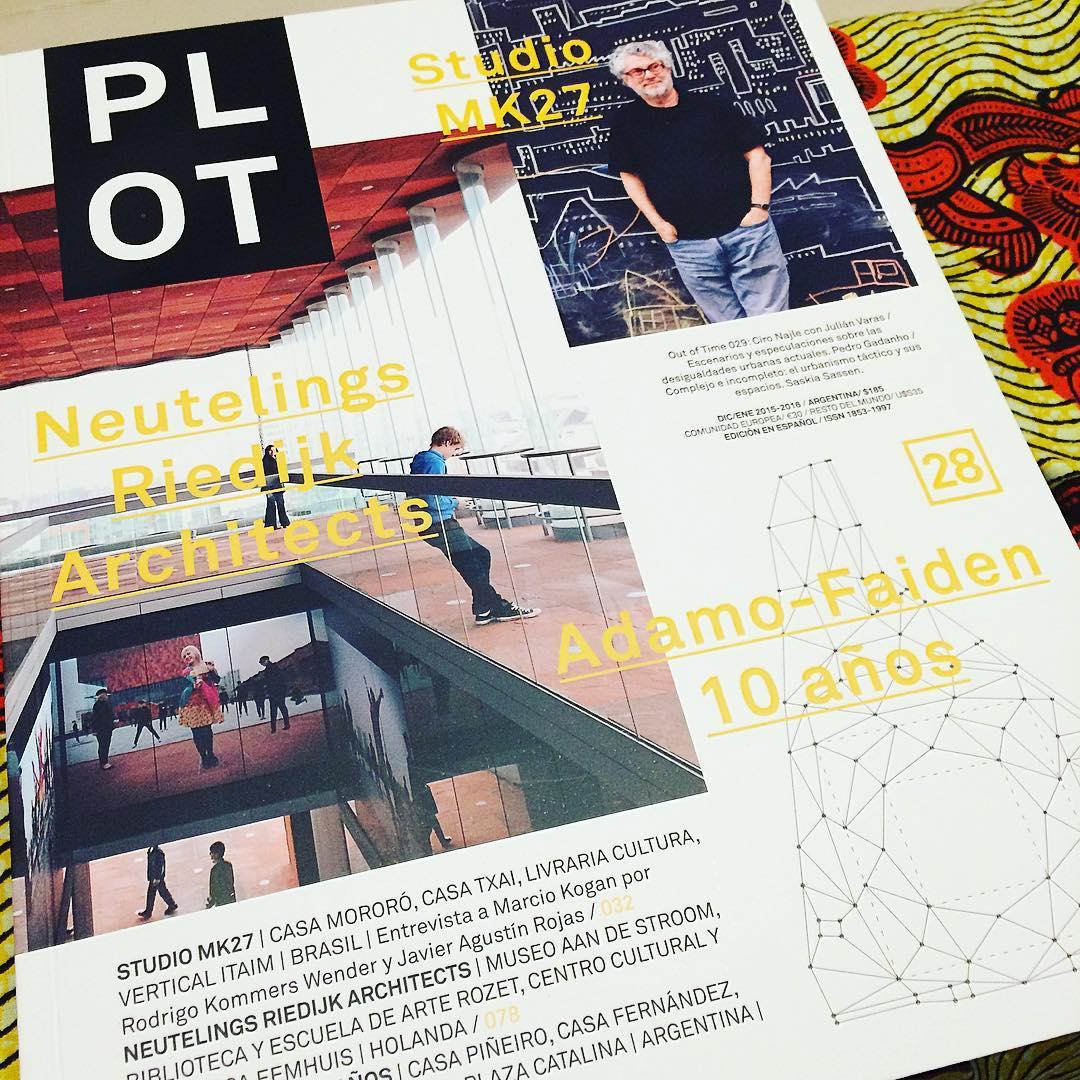 #arquitecture #partedenuestromundo #inspiración #arquitecture #design @revistaplot #28 #Pitimini