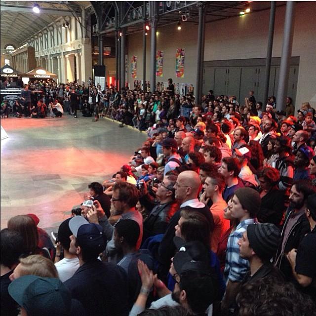 Ayer se presentó #truetothis la película de #volcom en #Parísfashionweek #congrats ... Stay tuned!!!