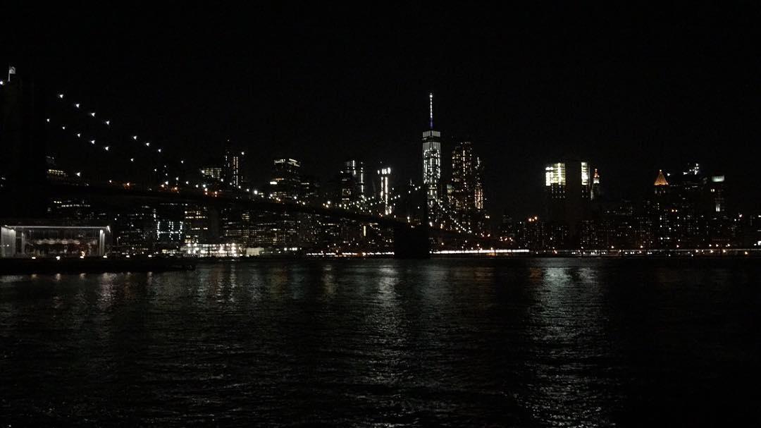 Uno de mis nuevos lugares favoritos de #NewYork