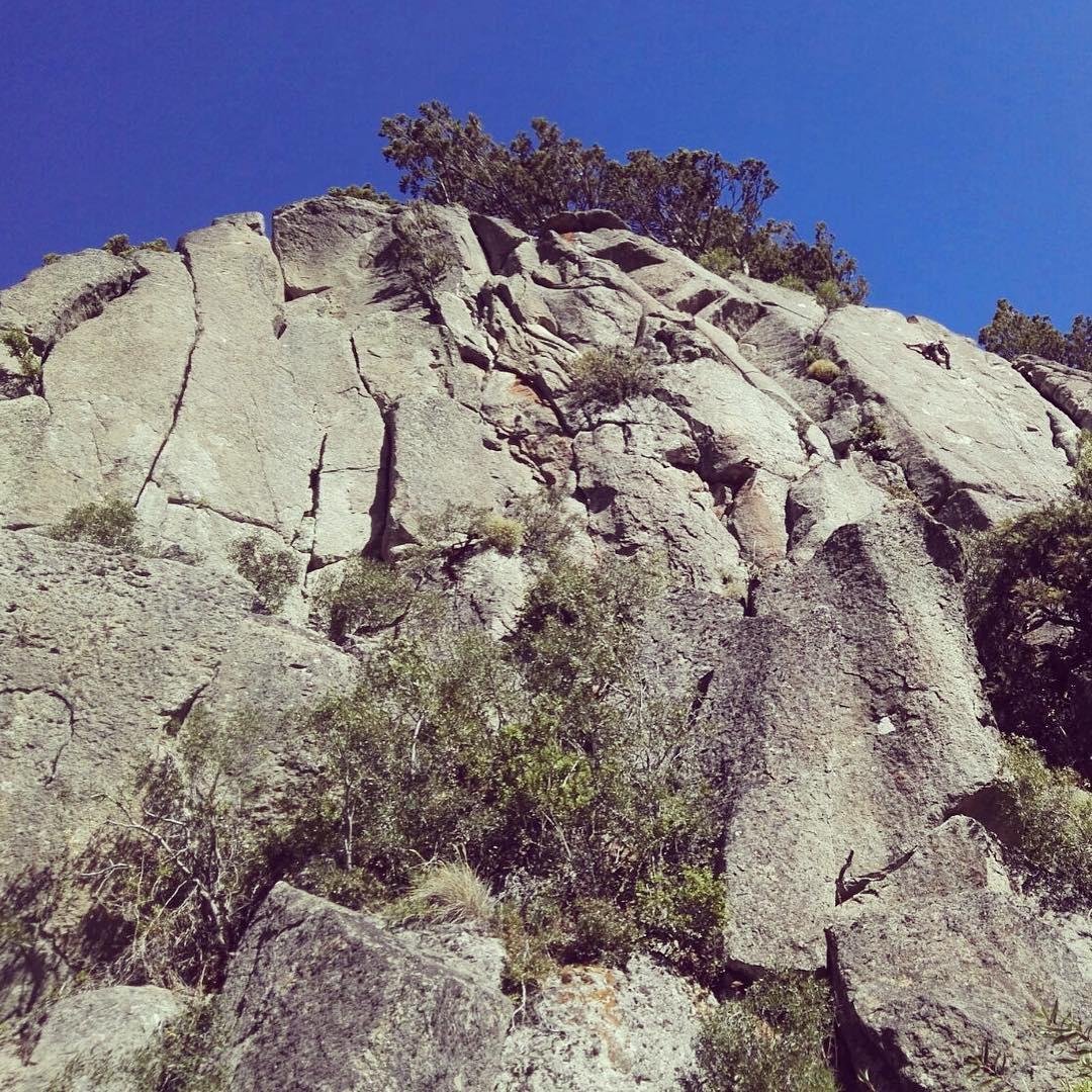Donde esta el escalador? #climbing #rockclimbing #sanmartindelosandes #argentina