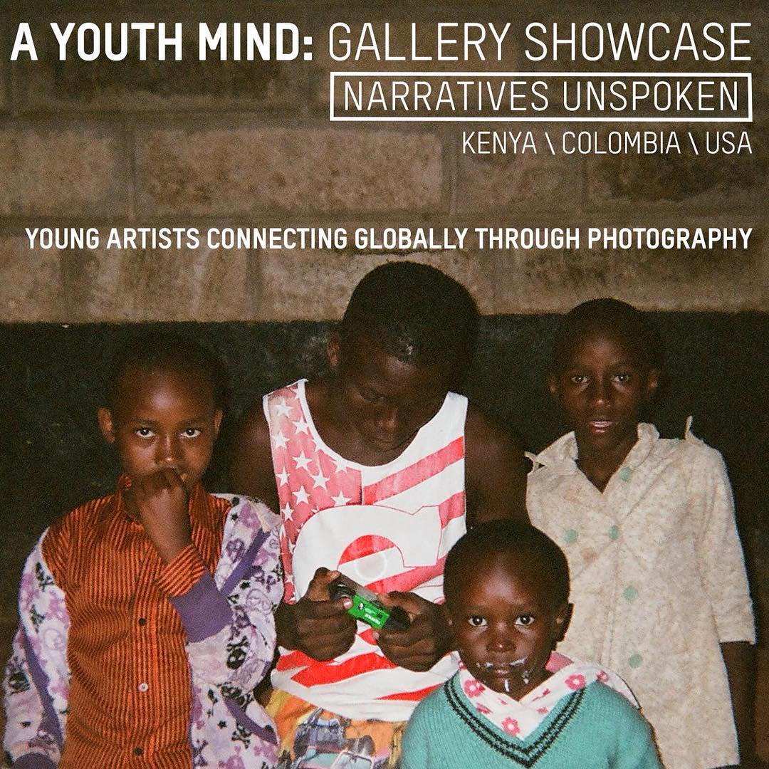 Tomorrow 2-4:30pm we invite to the viewing of a very special photography showcase in our gallery. (Address in our bio) • A Youth Mind will be presenting their first display of photos taken by different youth photographers from Meru, Kenya; Facatativa,...