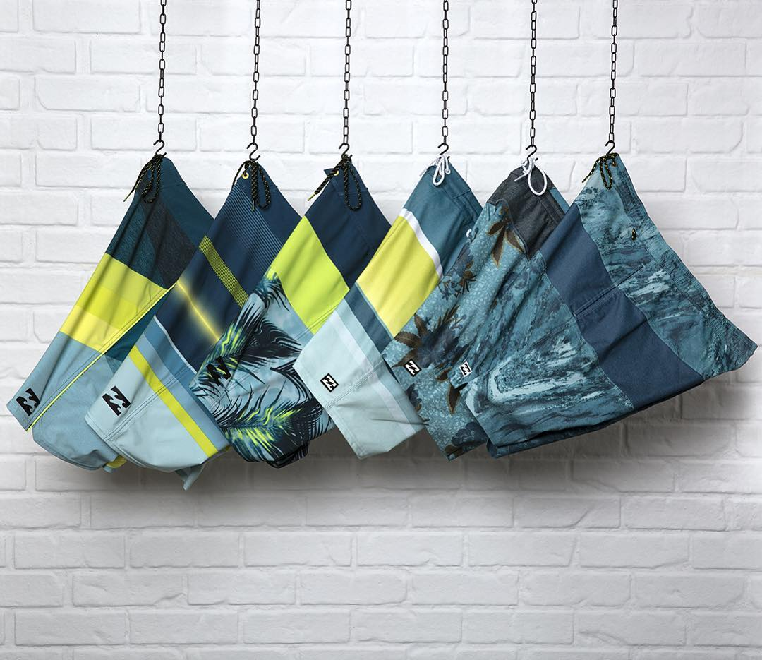 Neon Tides color ways coming in a wide range of styles and fits. Grab yours at Billabong.com. #lifesbetterinboardshorts