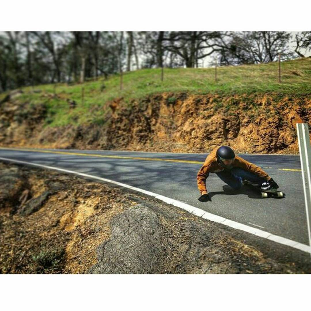 Team rider Michael Carson--@mcarsonlikescats using and abusing the board he shaped and created, the MC Cat board! Its a beautiful thing!  #michaelcarson #mccatboard #bonzing #biggiehawgs #hawgswheels #beartrucks #riptidesports