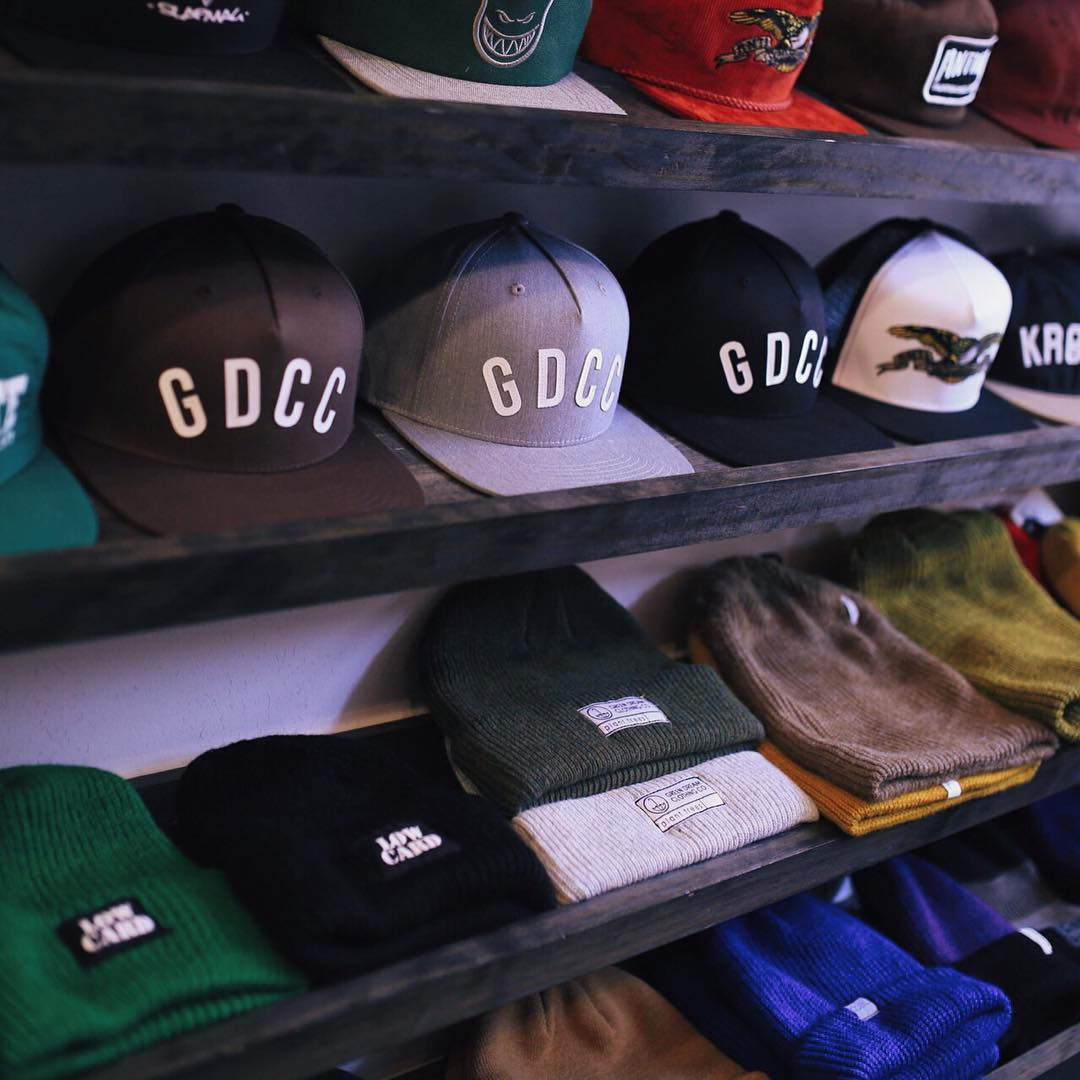shop local. all of our current headwear has been restocked in downtown boulder.