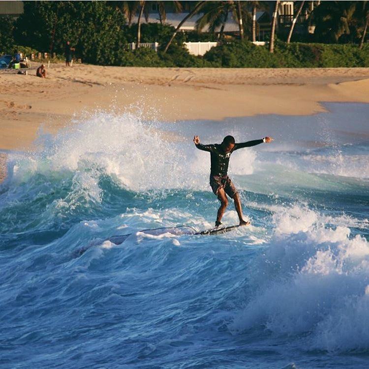 Backwash playground with Team Rider @mauizack808 | Photo: @lofaka #inspiredboardshorts