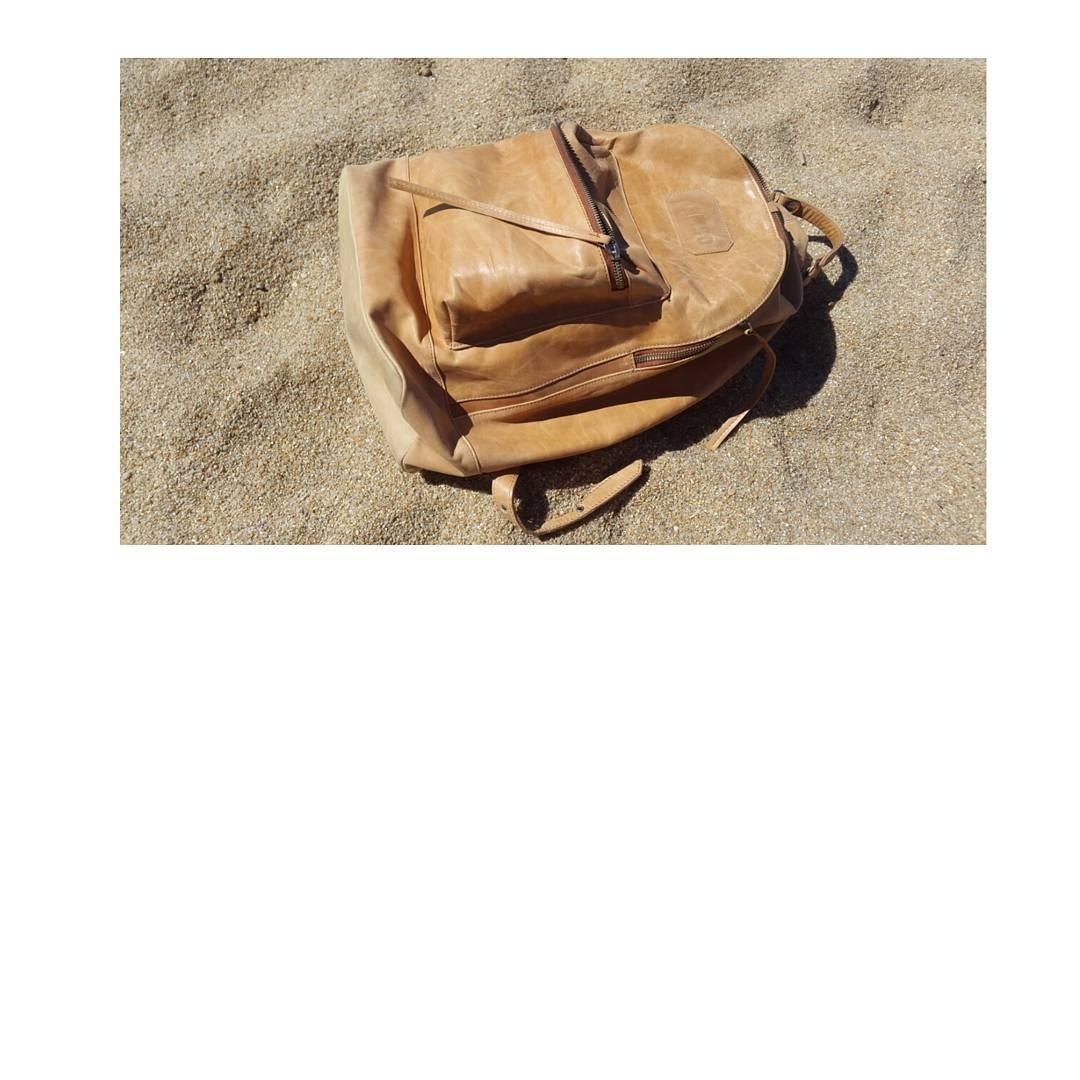 NAVAJAS SUELA, Laguna Garzón, UY.  #traveloften #backpacking #mambobackpacks #leatherclassics