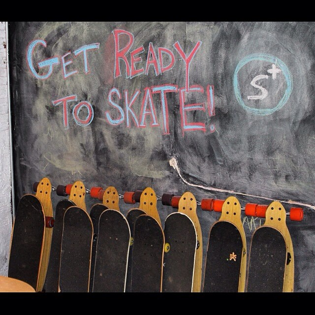 Skate season is approaching! Can't wait! #SkateMentor #YouthSkateboarding #StokedNeverStops
