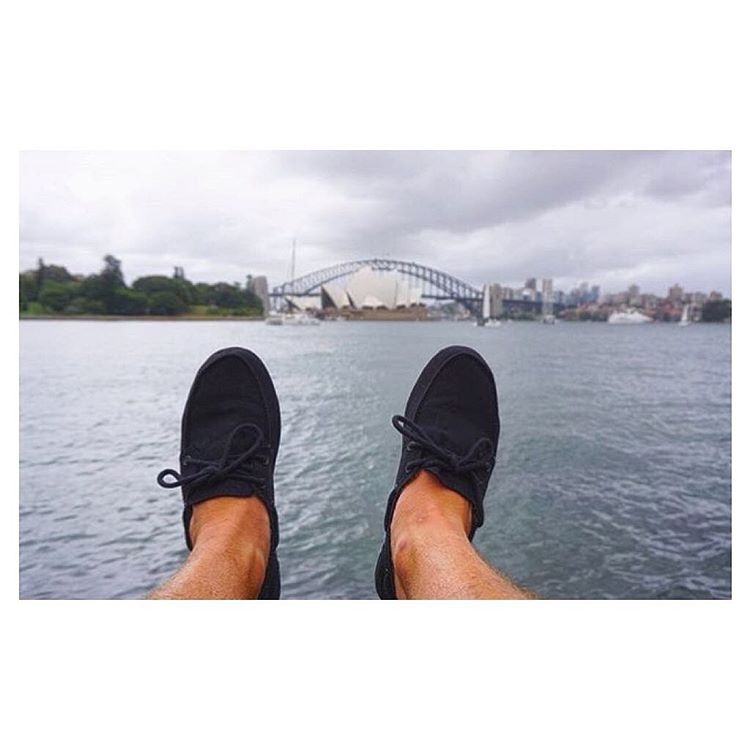 The Sydney Opera House + the #PrahuShoe via @travelsurflive