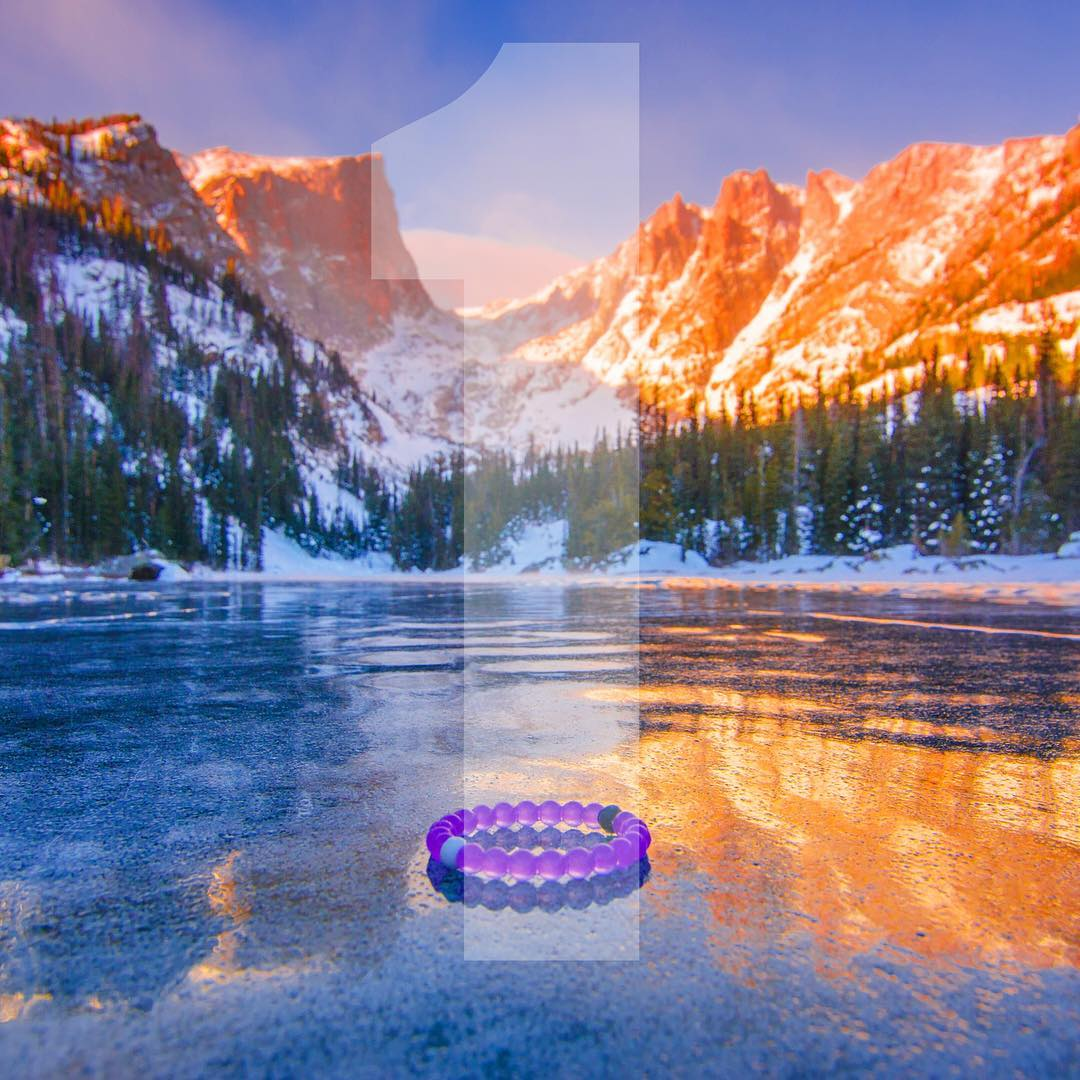 The final chance to get your limited-edition purple Lokai is here! Available until midnight PST. Show your support for @alzassociation and help us #fightformemories Thanks @davie8thebaby