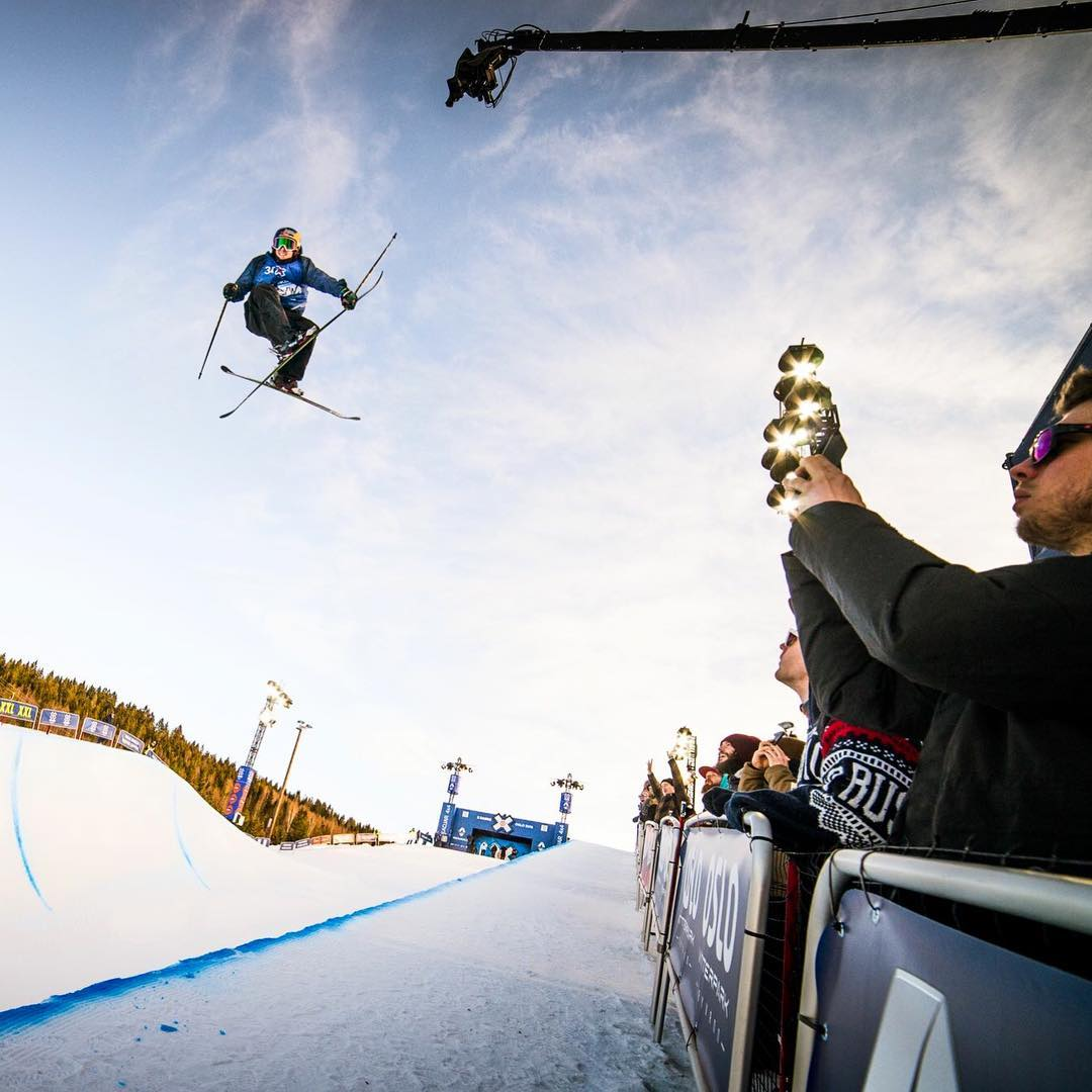 Mmm, Gold. A difficult Winter couldn't stop @torinyw from sending it. Congrats on your third X Games Gold in Oslo!