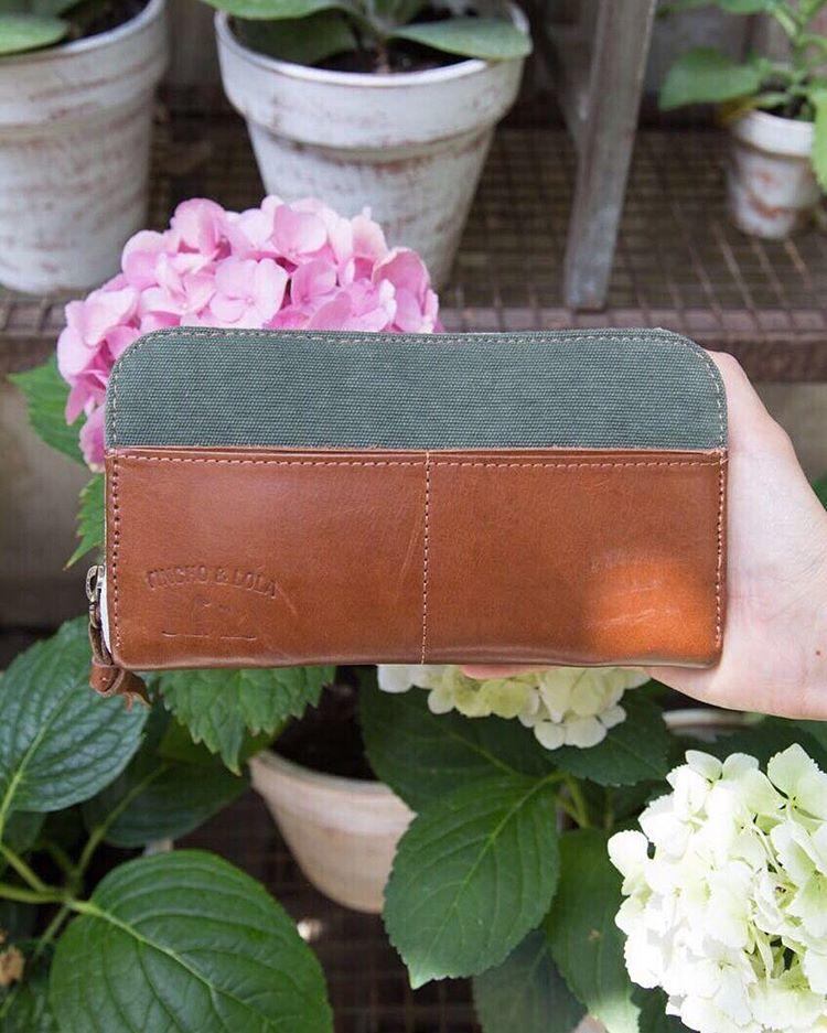 Billeteras Malibu Verdes también en sale!  Buscá tu oportunidad en tinchoandlola.com/sale/  #nodigasquenoteavisamos