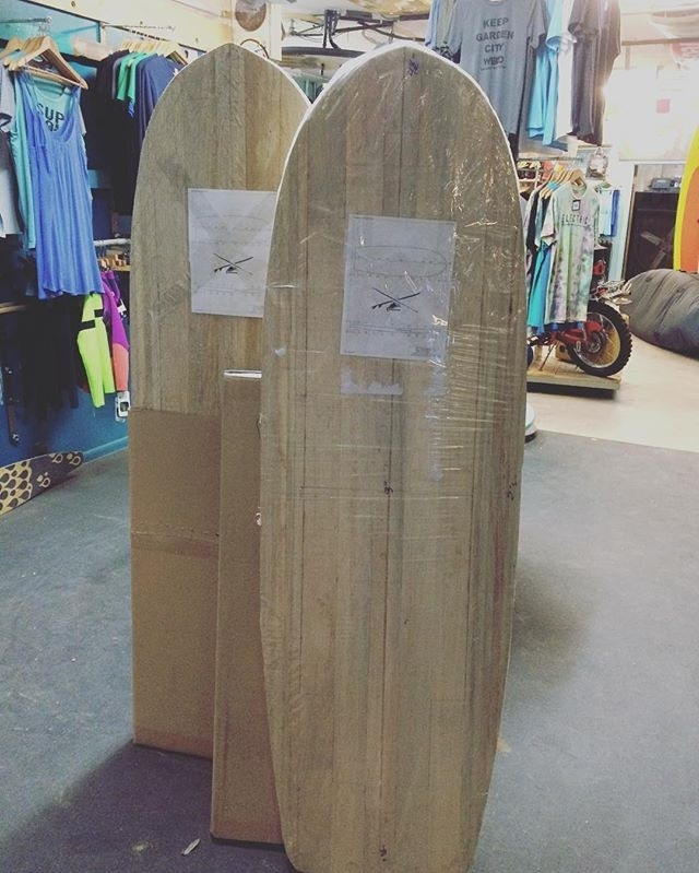regram @corridor_surf_shop Shipping #balsa #blanks thanks to our friends @wavetribe  We have all sizes and can get you a #custom #paulownia or balsa #board under your feet!  #diy #shape #keepgardencityweird #corridorsurfshop #builtinboise #idaho #surf...