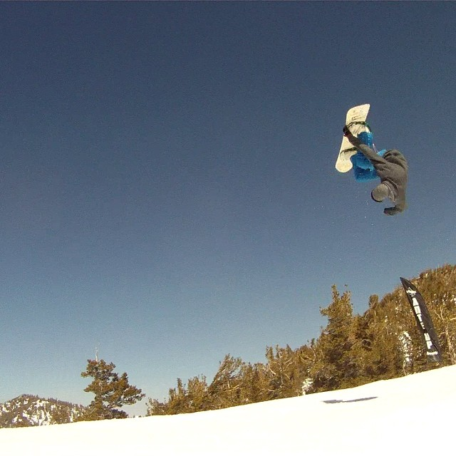 Team rider from #utah @shansen212❄️www.frostyheadwear.com❄️#frostyheadwear #snowboarding
