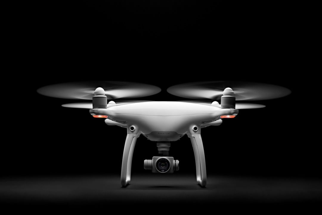 Introducing the #DJI #Phantom4, the world's most advanced aerial intelligence technology.