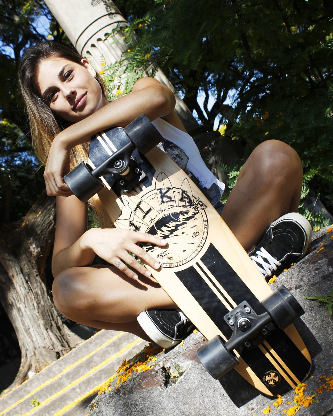 El Mini Cruiser que estabas buscando... ¡WIKA BEACHBREAK!