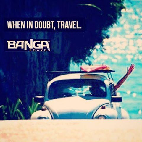 Dudas? Problemas? Vamos de viaje! BANGA boards #travel #travelling #vw #surf #surfing #beetle #bodyboard #bodyboarding #skate #longboard #love #life #lifestyle #vacations #bestvacations #best #choices #free #freedom #doubts #goodvibes #goodtimes #goshow