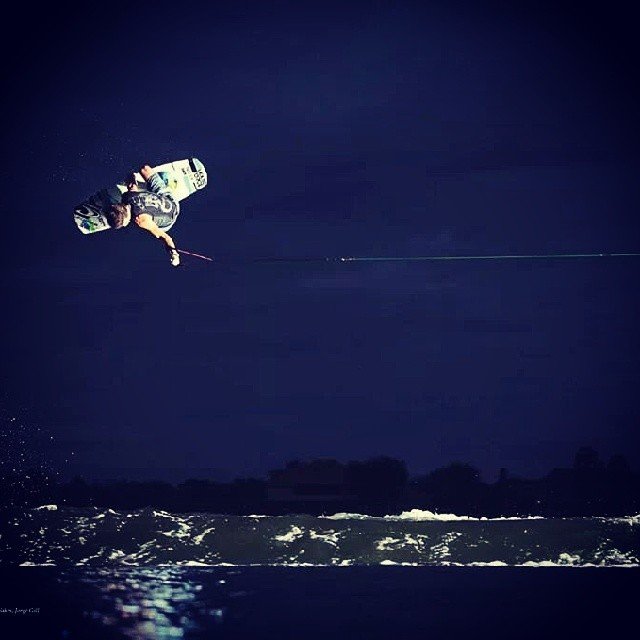 @jorgegill sending it for Hybrid Wake mag || Photo: Thomas Gustafson #nectarshades #thesweetlife #doepicshit