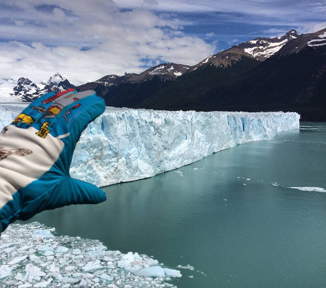 Freezy Freakies getting iced-out in Patagonia