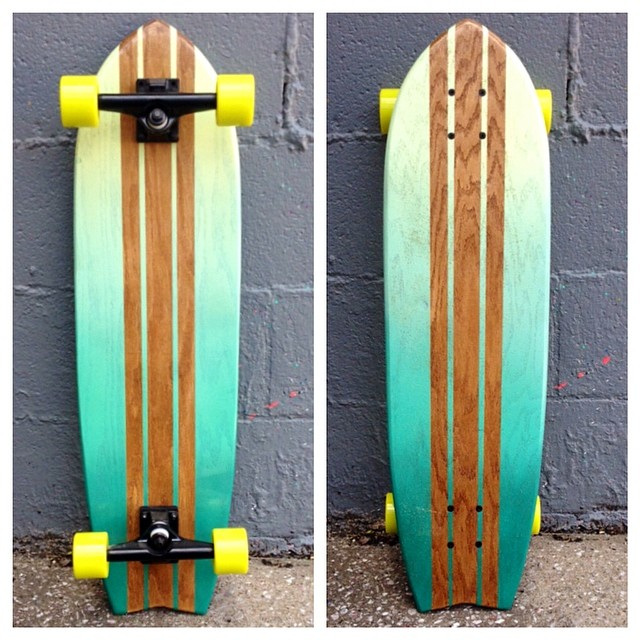 Four new longboards just went up on the website. Go check them out!