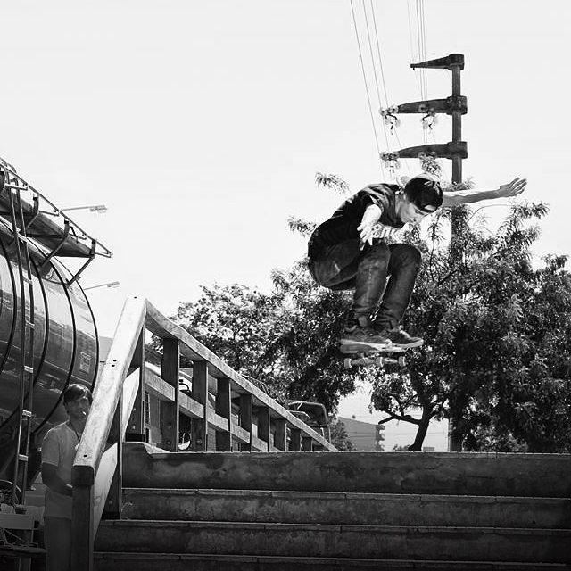 Kalima Skateboards Rider: Ejemm Black #skatelife #kalimaskate