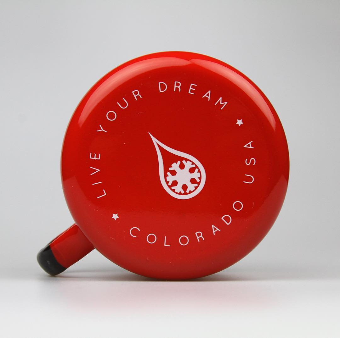 Tell us how you LIVE YOUR DREAM in COLORADO for a chance to win this hot enamel camp mug. New product shots for the new website we are currently building... so exciting and long overdue! #kinddesign #colorado #campmug #camp #camping #liveyourdream...