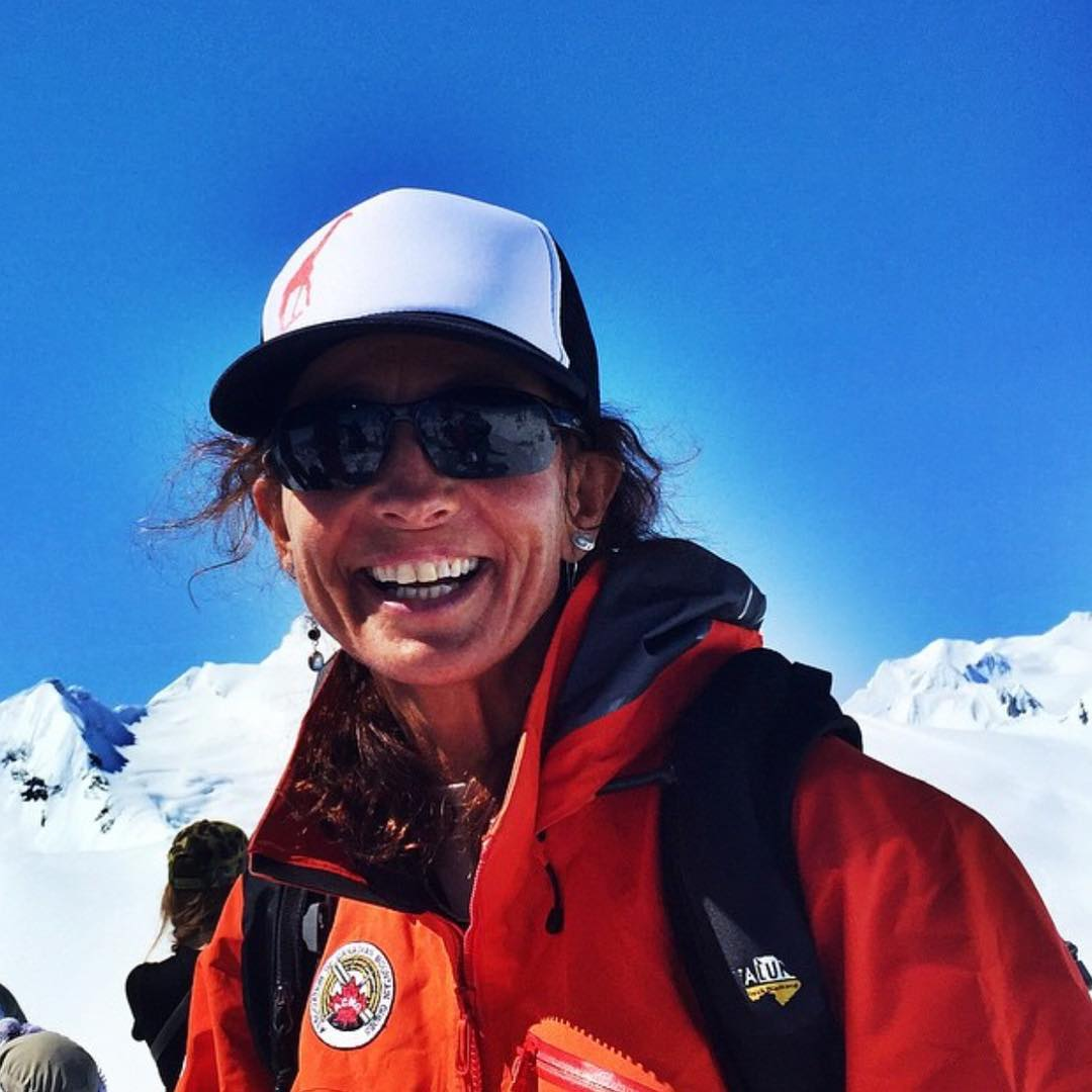 Diny Harrison is a force of nature. Along with the amazing Kate Devine, she is teaching the 5th Annual SheJumps Alpine Finishing School—an all-women's ski and splitboard mountaineering course at the Selkirk Backcountry Lodge, Revelstoke, BC. Limited...
