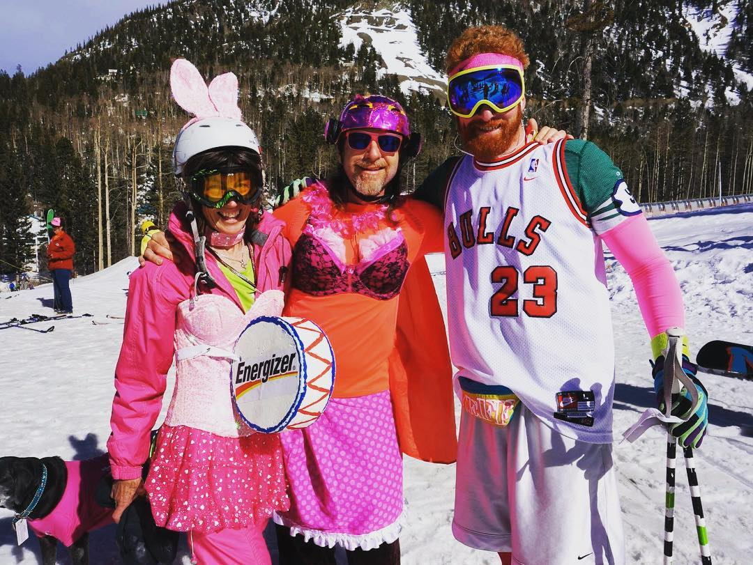 Over the weekend, @skitaos helped us #ShredTheLove to raise nearly $25,000 for B4BC's prevention, education, and support programs! Our top 3 fundraisers, pictured here, went all out with their fundraising goals and costumes alike—which they wore during...