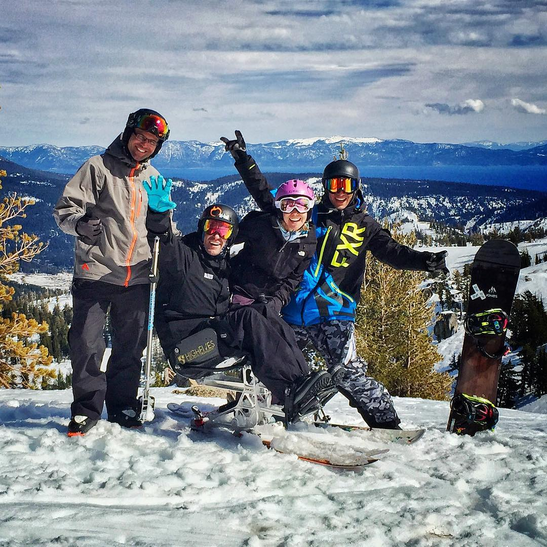 Happy Birthday Ballin' back home w/ @theduncan775 & #BillyHane for @shawnakorgan's special day!! Thanks for the rad hug and H5 @ralphbackstrom - rip it up across the pond yo!!!!!! #HappyBirthdayNaa | @squawalpine | @hiballenergy | #hiballenergy |...
