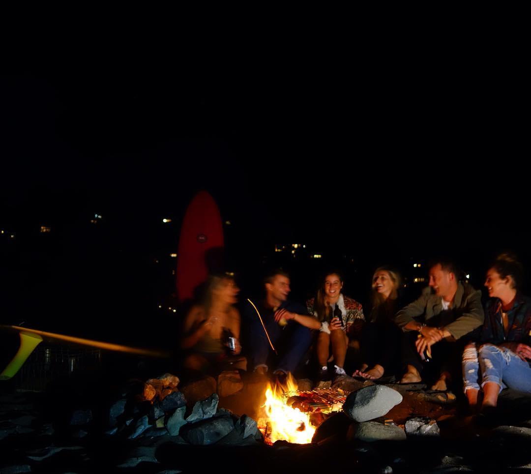 Our memories are a little hazy, but we're pretty sure we had a damn good time last night.  @japhysurfco #japhysurfco #japhycrew #travel #adventure #surf #surfing #roadtrip #CA #beachbum #48houradventure #nofilter #bonfire  Live #BurntandBarefoot