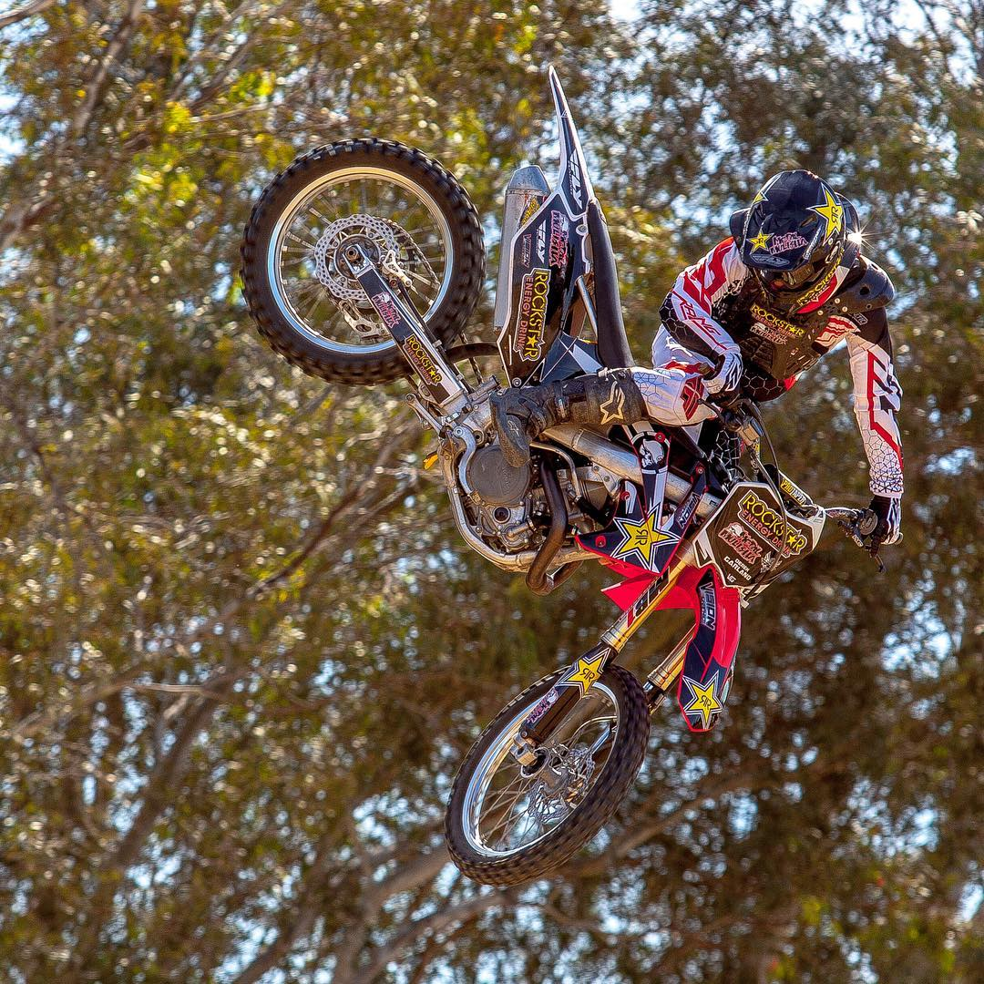#WhipItWednesday || @GarlandFMX • #MetalMulisha #OG #WorldDomination