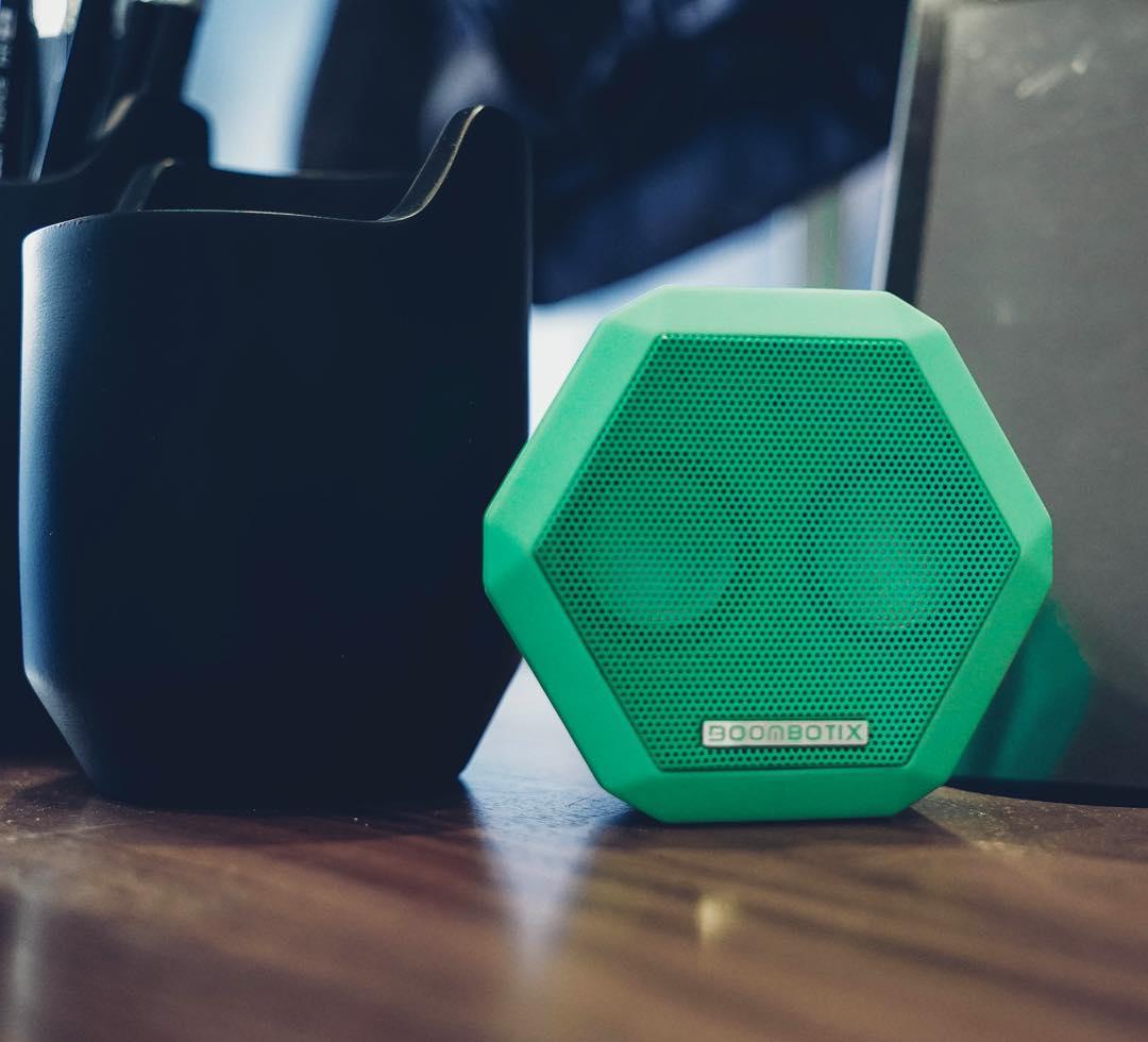 Rex - Spring Mint #Boombotix  #Audio #Photography #audiophile #Essentials #SoundOfTheBrave